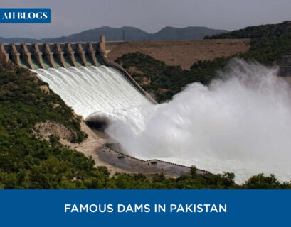 Famous Dams in Pakistan