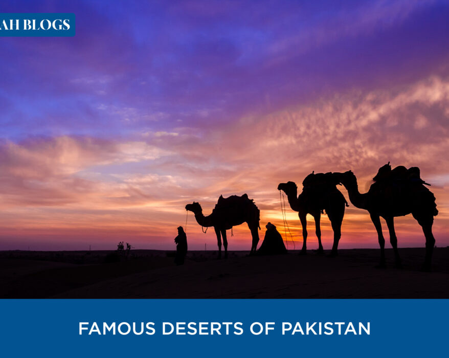 Famous deserts in Pakistan