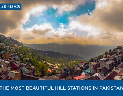 beautiful Hill stations in Pakistan