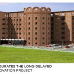PM inaugurates the long-delayed KTH renovation project