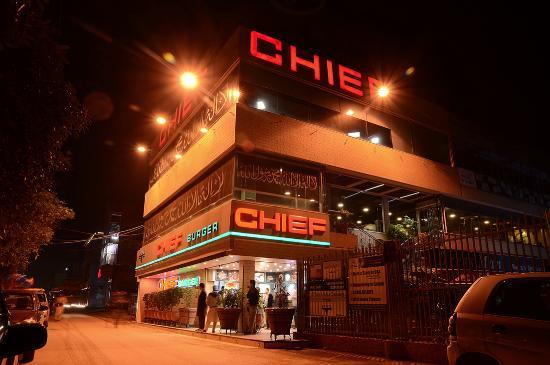 Chief Restaurant