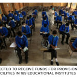 FDE to receive funds for provision of basic facilities in 189 educational institutes