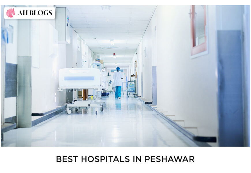 Hospitals in Peshawar