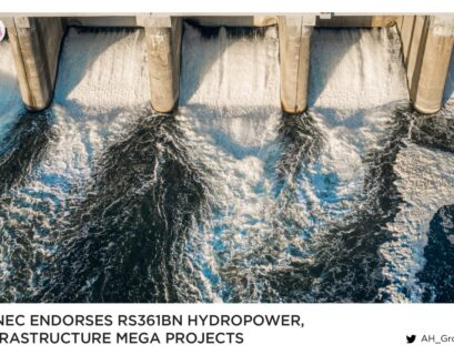 ECNEC endorses Rs361bn hydropower, infrastructure mega projects