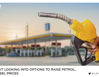 Govt looking into options to raise petrol, diesel prices