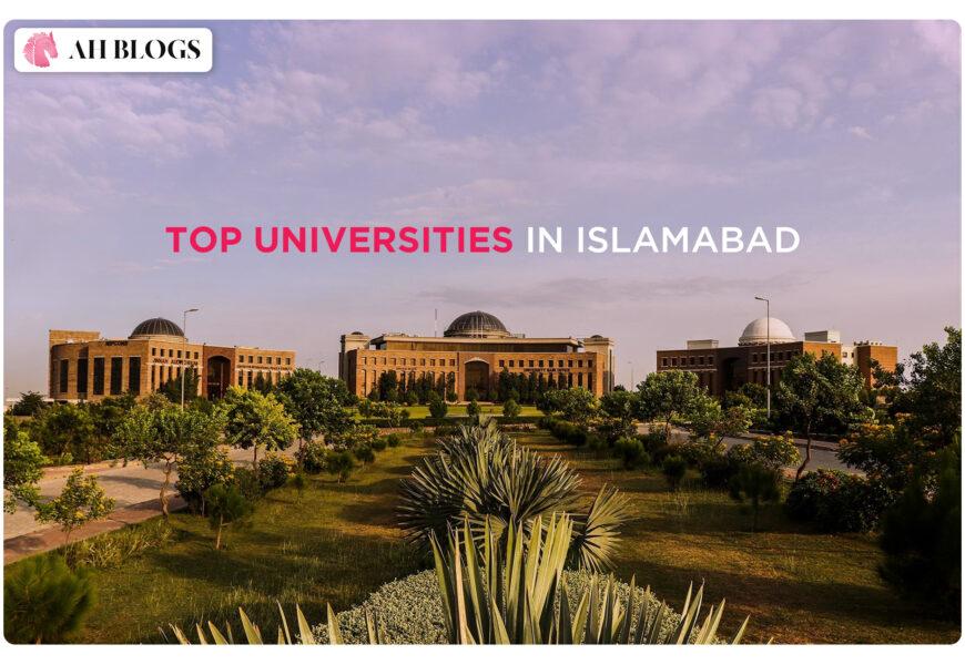 universities-in-Islamabad