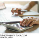 Federal budget for new fiscal year to be presented today