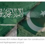 Saudi approves 901M Riyal loan for Mohmand Hydropower project