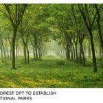 Punjab Forest Dpt to establish 5 new national parks
