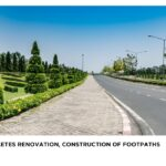 CDA completes renovation, construction of footpaths