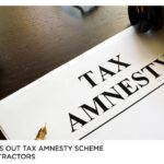 FBR rules out Tax Amnesty Scheme for Contractors