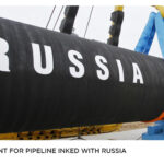 Agreement for pipeline inked with Russia