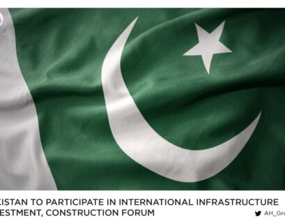 Pakistan to participate in International Infrastructure Investment, Construction Forum