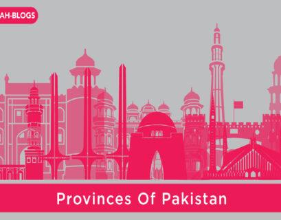 Provinces of Pakistan