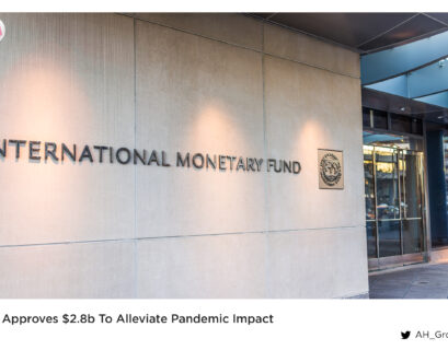 IMF approves $2.8b to alleviate pandemic impact