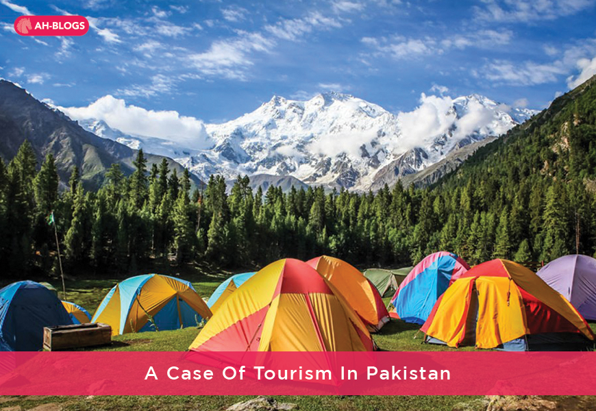 A Case Of Tourism In Pakistan