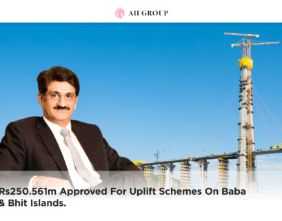 Rs250.561m approved for uplift schemes on Baba & Bhit Islands