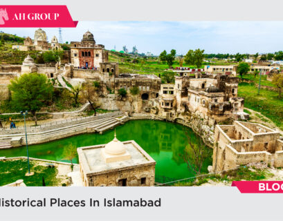 Historical places in Islamabad
