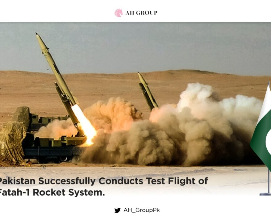 Pakistan successfully conducts test flight of Fatah-1 rocket system