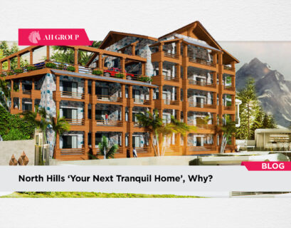 North Hills, Your Next Tranquil Home & Why