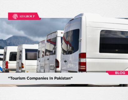 tourism companies in Pakistan