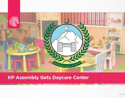 KP Assembly gets daycare center