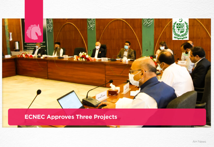 ECNEC approves three projects