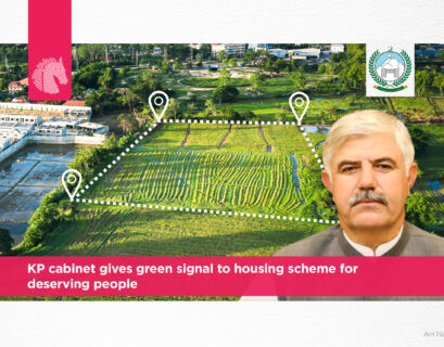 KP cabinet gives green signal to housing scheme for deserving people