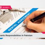 Tenants Responsibilities In Pakistan