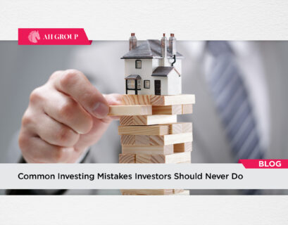 COMMON INVESTING MISTAKES REAL ESTATE INVESTORS SHOULD NEVER DO